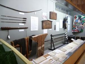 歴史民俗な展示